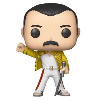 Купить Фигурку Funko POP! Vinyl: Rocks: Queen: Freddy Mercury Wembley 1986  33732