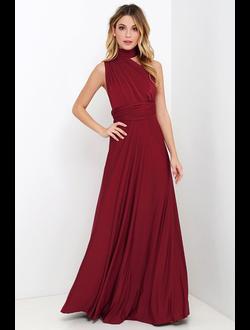 9317bb8b45f Платье трансформер подружкам на свадьбу - NAOMI - Масло чили. В наличии