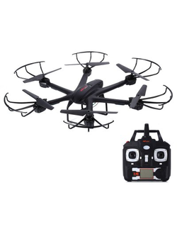 Гексакоптер MJX FPV X601H HD WiFi Black