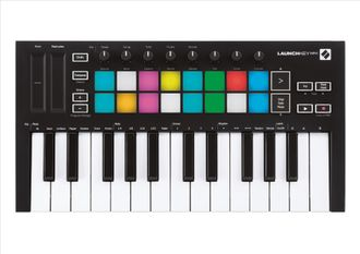 фотография NOVATION LaunchKey Mini MK3