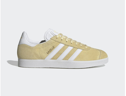 Adidas Gazelle Yellow желтые