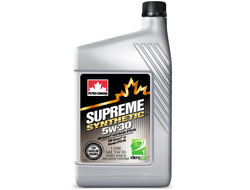 Масло моторное PETRO-CANADA SUPREME SYNTHETIC 5W-30 1л MOSYN53C12