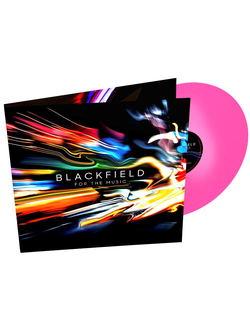 Blackfield - For the Music LP Pink