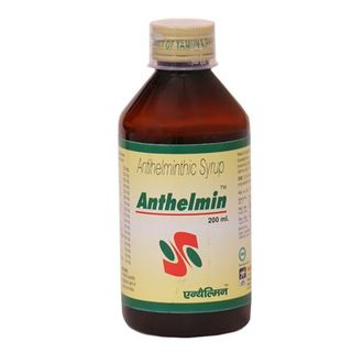 Антелмин сироп (Anthelmin syrup) Yamuna Pharmacy 200мл