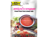 Roast Red Pork Gravy Mix (Lobo) 50 g