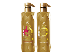 Набор Smoothies Passion Fruit Smooth & Silky, 250/250 мл.