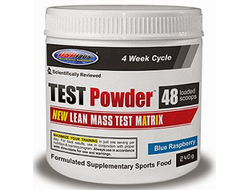 USP Labs Test Powder 240 грамм