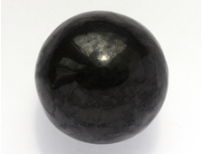 Шар из Шунгита, в ассортименте, Карелия (40 мм,   г) №15509