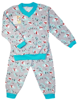 Пижама для мальчика (Артикул 317-033)