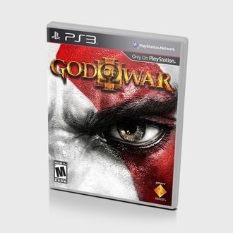 игра для PS3 God of War 3