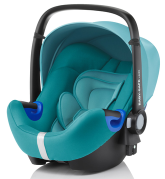 Britax roemer baby-safe i-size и база flex Lagoon Green