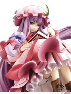 Фигурка 1/8 Пачули Нолидж (Patchouli Knowledge)