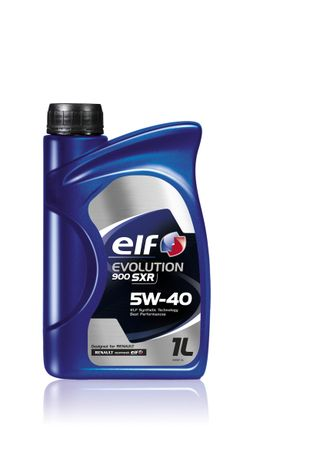 ELF EVOLUTION 900 SXR 5W40, 1л.