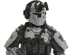 КОЛЛЕКЦИОННАЯ ФИГУРКА 1/6 scale GALAC-TAC URBAN RAIDER (GWG-008) - Green Wolf Gear