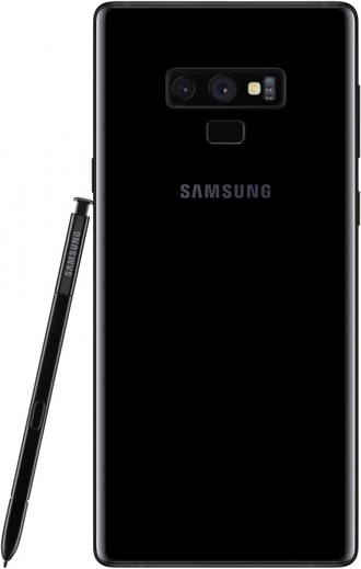 Samsung Galaxy Note 9 - Черный
