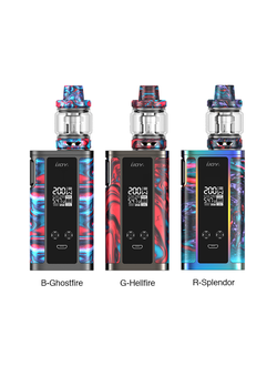 Набор IJOY Captain Resin Starter Kit Without Battery