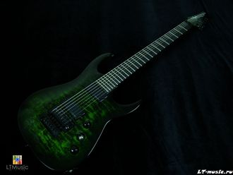 Agile Interceptor Pro 727 EB Tribal Green BlackOuts!