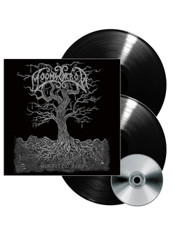 Moonsorrow Jumalten Aika 2-LP+CD