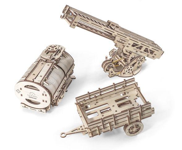 Ugears Дополнение к грузовику UGM-11