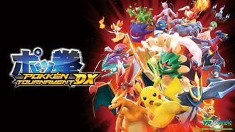 Pokken Tournament DX (New)[Nintendo Switch,английская версия]