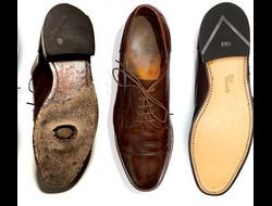 Защита профилактика кожаной подошвы обуви Тюмень
