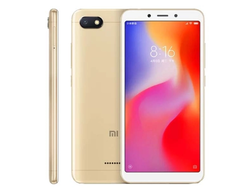 Смартфон Xiaomi Redmi 6a 2/32GB Gold Золотой EU GLOBAL VERSION