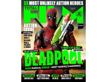 TOTAL FILM Magazine March 2016 Deadpool Cover ИНОСТРАННЫЕ ЖУРНАЛЫ О КИНО