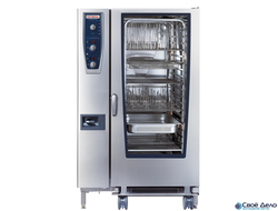 Пароконвектомат Rational Combi Master® Plus CM202 (автоматическая мойка)