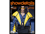 SHOWDETAILS MILANO WOMEN COLLECTIONS Autumn-Winter 2018 ИНОСТРАННЫЕ ЖУРНАЛЫ О МОДЕ, INTPRESSSHOP