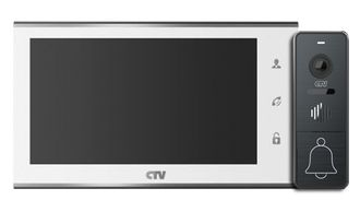 Комплект CTV-M4102FHD (FULL HD)+CTV-D4004FHD