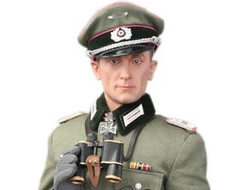 "Коллекционная фигурка 1/6 Wehrmacht Heer Tiger Ace ""Otto Carius"" Standard Version (D80117G) - DID"