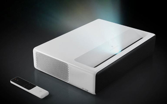 Лазерный проектор Xiaomi Mijia Laser Projection White