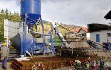 Парогенераторы для производства бетона и ЖБИ-изделий