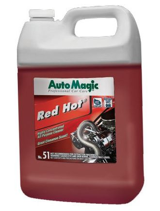 Auto Magic RED HOT ALL PURPOSE CLEANER 4