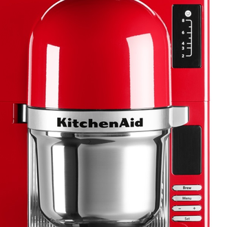 Кофеварка пуровер KitchenAid, красная, 5KCM0802EER