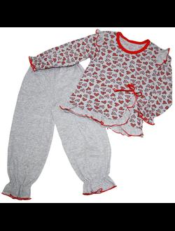 Пижама для девочки (Артикул 332-253)