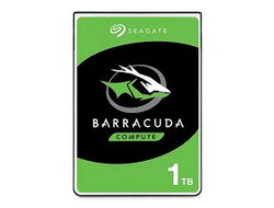 Жесткий диск для видеонаблюдения  HDD 1Tb Seagate BarraCuda