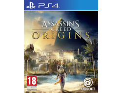 игра для ps4 Assassins Creed истоки