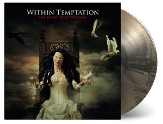 WITHIN TEMPTATION - THE HEART OF EVERYTHING 2-LP