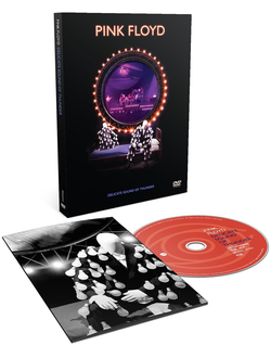 Pink Floyd Delicate Sound Of Thunder Restored Re-Edited Remixed DVD