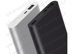 Купить Xiaomi Mi Power 2 Bank 10000 mah в Санкт-Петербурге