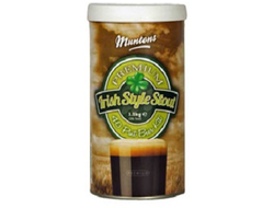Пивной экстракт MUNTONS IRISH STOUT 1,5 КГ
