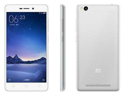 Xiaomi Redmi 3 3/32Gb Silver (Global)