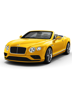 Обвес Bentley Continental GT