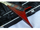Jackson RR3 Japan Crimson Red Swirl
