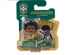 Пластиковый Willian (National Team) (SS)