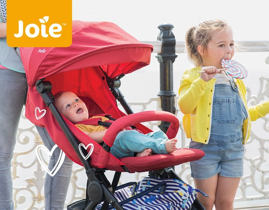 Детская коляска Joie Pact