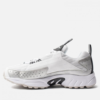 Кроссовки Reebok DMX Series 2K White Black Skull Grey