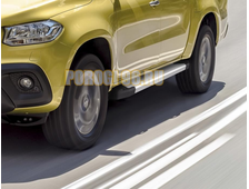 Пороги для Mercedes-Benz X-Class (2017-) Start