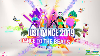 Just Dance 2019 (New)[Nintendo Switch, русская версия]